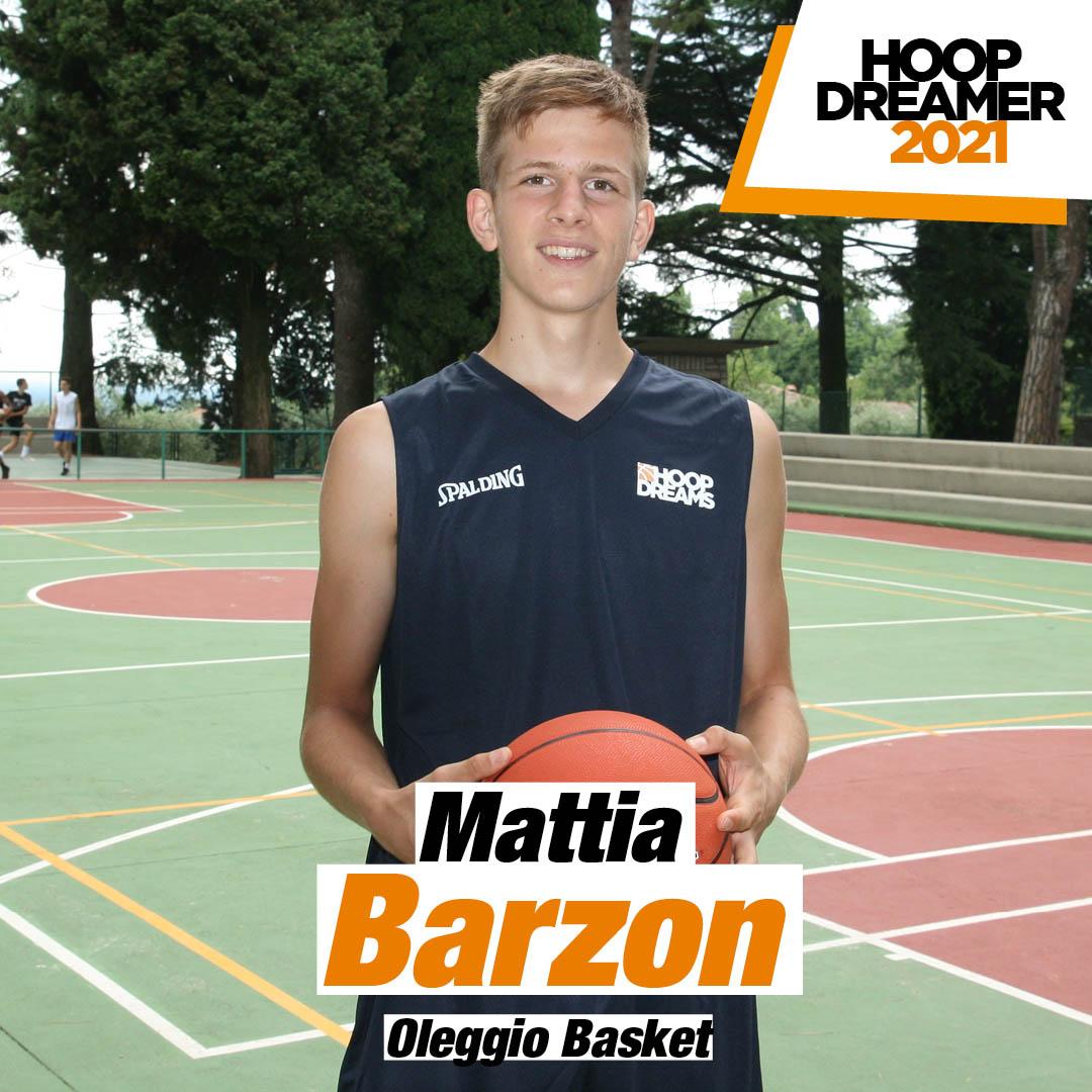 Mattia Barzon